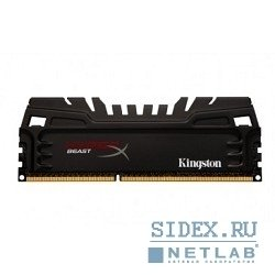 модуль памяти kingston ddr3 16gb (pc3-17000) 2133mhz kit (2 x 8gb) [hx321c11t3k2, 16] hyperx cl11 xmp beast series
