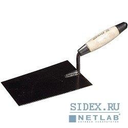 Кельма отделочника STAYER с деревянной усиленной ручкой КО[0821-1]