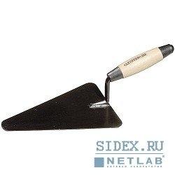 Кельма бетонщика STAYER с деревянной усиленной ручкой КБ[0821-2]
