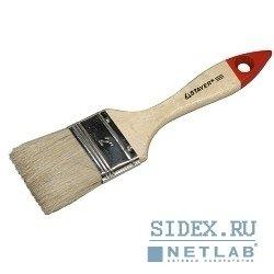 Кисть плоская STAYER 20мм (UNIVERSAL-STANDARD 0101-020) (деревянная ручка)