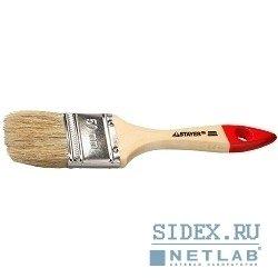 Кисть плоская STAYER 50мм (UNIVERSAL-STANDARD 0101-050) (деревянная ручка)
