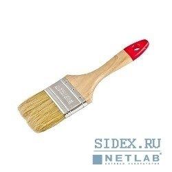 Кисть плоская STAYER 75мм (UNIVERSAL-STANDARD 0101-075) (деревянная ручка)
