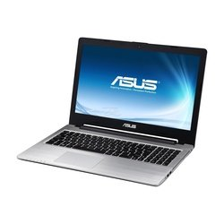 "ноутбук asus k56cm 90nuhl424w12445813ay (core i5 3317u 1700 mhz, 15.6"", 1366x768, 6144mb, 750gb, dvd-rw, nvidia geforce gt 635m, wi-fi, bluetooth, win 8 64) черный"