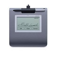 Планшет для электронной подписи Wacom SignPad STU-430 (черно-серый)