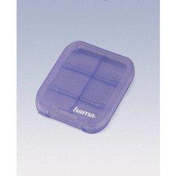 Футляр Hama H-42344 для карт памяти SD прозрачный