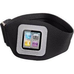 Чехол-нарукавник для Apple iPod Nano 6G (Hama H-13275 Marathon) (черный)