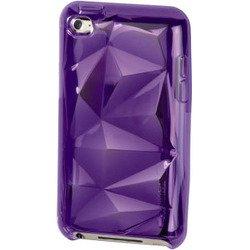 Чехол-накладка для Apple iPod touch 4G (Hama H-13280 SmartCase) (пурпурный)