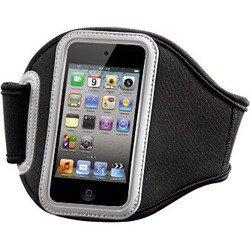 Чехол-нарукавник для Apple iPod touch 4G (Hama H-13289 Marathon) (черный)