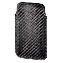 Чехол-футляр для Apple iPod touch 4G (Hama Classic Slim C H-13311) (черный)