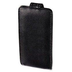 Кожаный чехол-флип для Apple iPod touch 4G (Hama Flip Case H-13320) (черный)