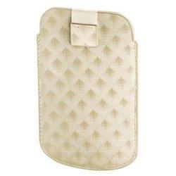 Чехол-футляр для Apple iPod touch 5G (Hama H-13340 Plaid) (белый)