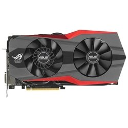 ASUS GeForce GTX 780 Ti 1006Mhz PCI-E 3.0 3072Mb 7000Mhz 384 bit 2560x1600 2xDVI HDMI HDCP