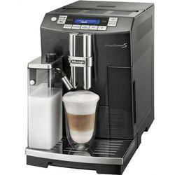 Кофемашина Delonghi ECAM 26.455.GYB (серебристый)