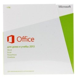 Microsoft Office Home and Student 2013 32/64 RU + ����� (79G-03740-M)