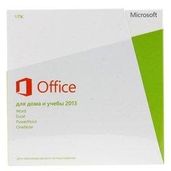 Microsoft Office Home and Student 2013 32/64 RU + мышка (79G-03740-M)