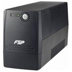 ИБП FSP FP 850 850VA/480W (PPF4801100) (черный)