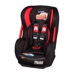 Автокресло детское от 0 до 18 кг Nania Disney Cosmo SP LX (cars) (черно-красный)