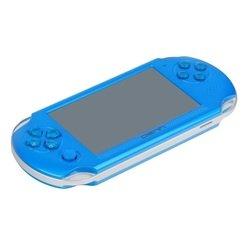 Портативная игровая приставка Denn DPE821BL (голубой)
