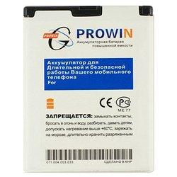 Аккумулятор усиленный для SonyEricsson K750, K600, W550, W800, W810, K610, W710, Z520 (PROWIN BST-37)