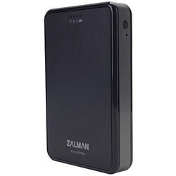 Внешний корпус для HDD Zalman ZM-WE450 (черный)