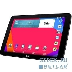 "gkfyitn g pad 10.1 (lgv700.acisbk) 16gb 10.1"" wifi apq 8026 quad 1.2hz, 1g, 16g, 10.1"" 1280*800 ips, wifi, bt, 2cam, 8000mah, android 4.4, black"