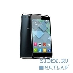 Alcatel IDOL Alpha Slate OT6032Х (черный) :::