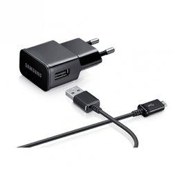 Сетевое зарядное устройство micro USB (Samsung ETA-U90EWE) (черный)