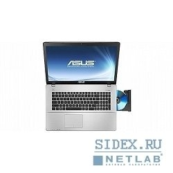 "asus x750jni7 4700hq(2.4ghz), 8gb, 2x1000gb, dvdrw, 17.3""(1600x900), int:nvidia geforce 840m(2048mb), cam, bt, wifi, 50whr, war 1y, 3.11kg, black, w8.1 [90nb0661-m00020]"