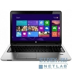 "ноутбук g6w08ea probook 430 g2 13.3""(1366x768 (матовый)), intel core i5 4210u(1.7ghz), 4096mb, 500gb, nodvd, int:intel hd4400, cam, bt, wifi, 44whr, war 1y, 1.5kg, metallic grey, w7pro + w8pro key"