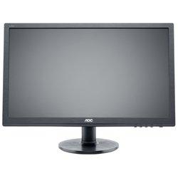 Монитор AOC e2460Sh (черный)