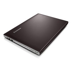 "Lenovo IdeaPad Z510 (Core i5 4200M 2500 Mhz/15.6""/1366x768/6.0Gb/1000Gb HDD/DVD-RW/NVIDIA GeForce GT 740M/Wi-Fi/Bluetooth/DOS) (темный шоколад)"