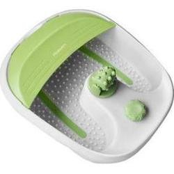 Гидромассажная ванночка для ног (Rolsen FM-203) (зеленый-белый)