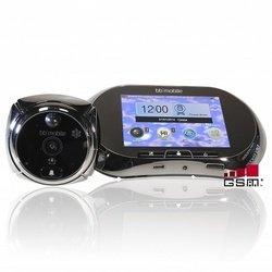 Дверной глазок BB-mobile GSM ГлазОК (серебристый)