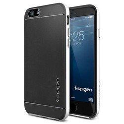 "Чехол-накладка для Apple iPhone 6, 6s 4.7"" (Spigen Neo Hybrid Series SGP11036) (белый)"