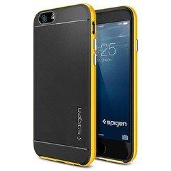 "Чехол-накладка для Apple iPhone 6 4.7"" Spigen Neo Hybrid Series (SGP11034) (желтый)"