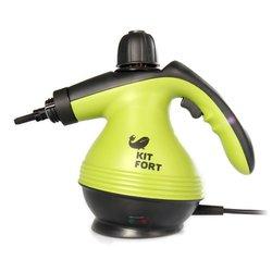 Пароочиститель Kitfort КТ-906 (зеленый)