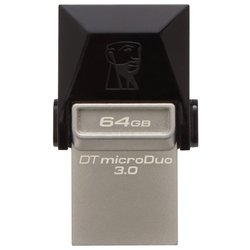 kingston datatraveler microduo 3.0 64gb