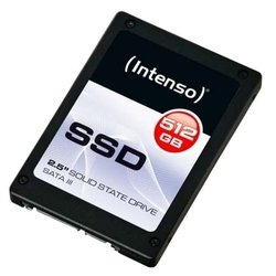 intenso ssd sata iii top 512gb