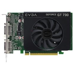 evga geforce gt 730 700mhz pci-e 2.0 1024mb 1600mhz 128 bit 2xdvi mini-hdmi hdcp