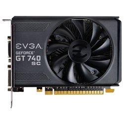 evga geforce gt 740 1085mhz pci-e 3.0 4096mb 5000mhz 128 bit 2xdvi mini-hdmi hdcp