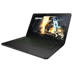 "razer new blade (core i7 4702hq 2200 mhz/14.0""/3200x1800/8.0gb/128gb ssd/dvd нет/nvidia geforce gtx 870m/wi-fi/bluetooth/win 8 64)"