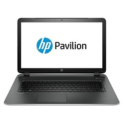 "hp pavilion 17-f055sr (core i5 4210u 1700 mhz/17.3""/1600x900/4.0gb/500gb/dvd-rw/intel hd graphics 4400/wi-fi/bluetooth/win 8 64)"