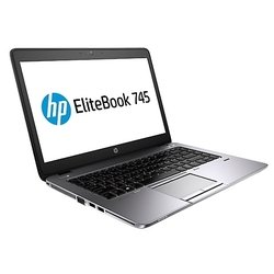 "hp elitebook 745 g2 (f1q24ea) (a8 pro 7150b 1900 mhz/14.0""/1366x768/4.0gb/500gb/dvd нет/amd radeon r5/wi-fi/bluetooth/win 7 pro 64)"