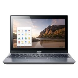 "acer c720p-29552g03a (celeron 2955u 1400 mhz/11.6""/1366x768/2gb/32gb/dvd нет/wi-fi/chrome os)"