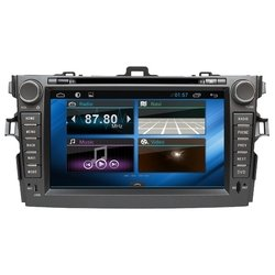 SIDGE Toyota COROLLA (2007-2013) Android 4.1