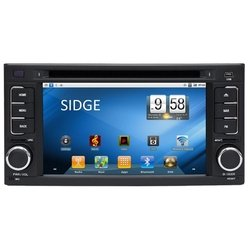 SIDGE Subaru FORESTER (2007-2014) Android 2.3