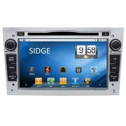 sidge opel vivaro (2006-2010) android 2.3