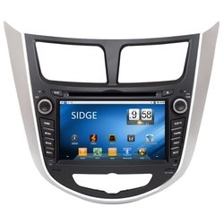 sidge hyundai solaris (2010-2014) android 2.3