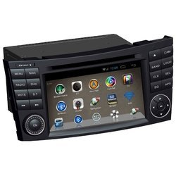 sidge mercedes-benz e211 (2002-2008) android 4.0