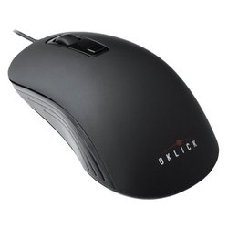Oklick 155M Optical mouse Black USB